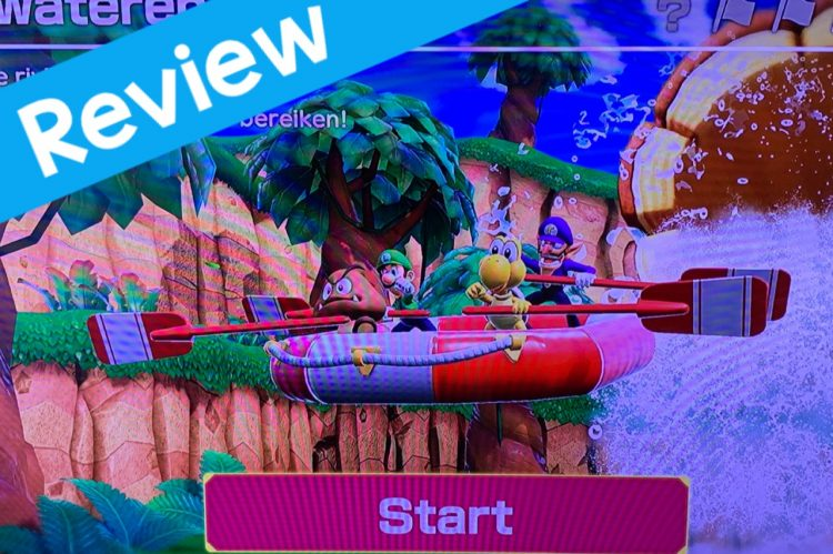 super mario party nintendo switch,game review